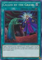 Called by the Grave - MP19-EN043 - Prismatic Secret Rare - Unlimited Edition