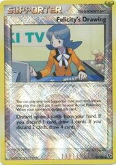 Felicity's Drawing - 98/106 - Pokemon League Promo