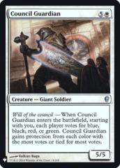 Council Guardian - Foil