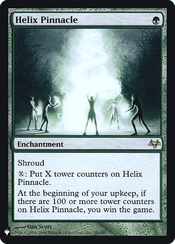 Helix Pinnacle - Foil