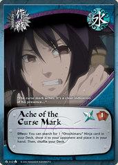 Ache of the Curse Mark - M-313 - Common - Unlimited Edition - Diamond Foil