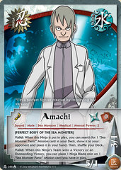 Amachi - N-385 - Rare - Unlimited Edition - Diamond Foil