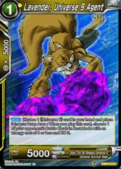 Lavender, Universe 9 Agent - DB2-114 - C