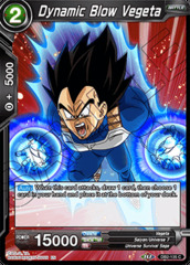 Dynamic Blow Vegeta - DB2-135 - C - Foil