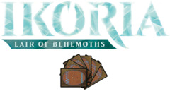 Ikoria: Lair of Behemoths Complete Set