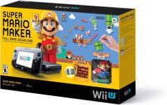 Wii U Console Deluxe: Super Mario Maker Edition