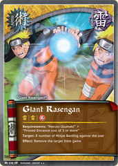 Giant Rasengan - J-538 - Rare - Unlimited Edition