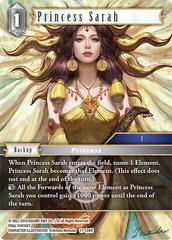 Princess Sarah - 11-128H - Foil