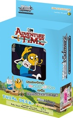 Adventure Time Trial Deck+