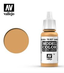 VAL70927 Vallejo Model Color Dark Flesh 17ml (019)