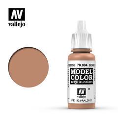 VAL70804 Vallejo Model Color Beige Red 17ml (036)