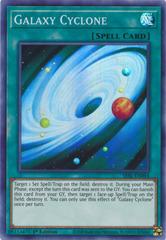 Galaxy Cyclone - SESL-EN044 - Super Rare - 1st Edition on Channel Fireball