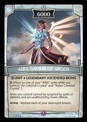 AIRA, Savior of Argos