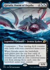 Gyruda, Doom of Depths - Extended Art