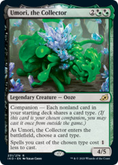 Umori, the Collector - Foil