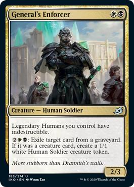 Generals Enforcer