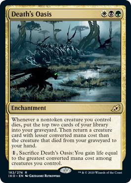 Deaths Oasis - Foil