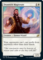 Drannith Magistrate - Foil