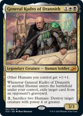 General Kudro of Drannith - Foil - Ikoria