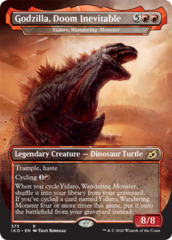 Godzilla, Doom Inevitable - Yidaro, Wandering Monster