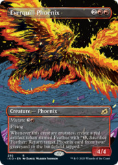Everquill Phoenix - Foil - Showcase