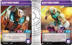 Decepticon Pounce // Infiltrator