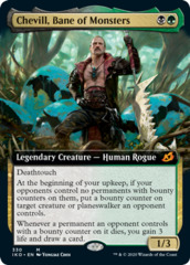 Chevill, Bane of Monsters - Extended Art