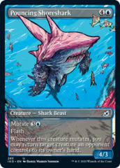 Pouncing Shoreshark - Foil - Showcase