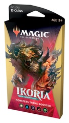 Ikoria: Lair of Behemoths Theme Booster - Monster