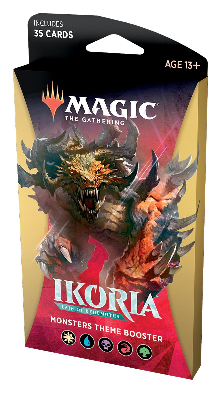 Ikoria: Lair of Behemoths Theme Booster - Monster