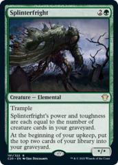 Splinterfright