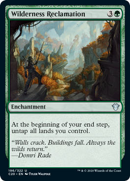 Wilderness Reclamation