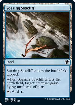 Soaring Seacliff