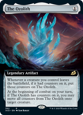 The Ozolith - Extended Art