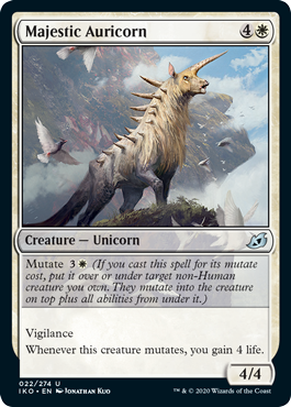 Majestic Auricorn