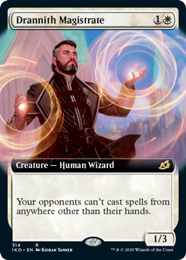 Drannith Magistrate - Extended Art