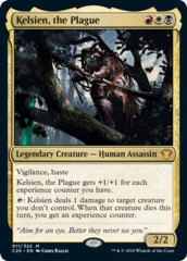 Kelsien, the Plague - Collector Pack Exclusive