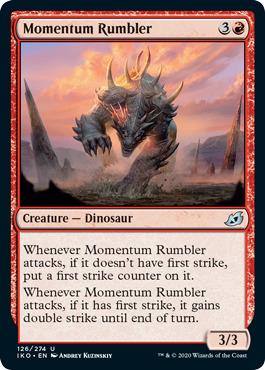 Momentum Rumbler