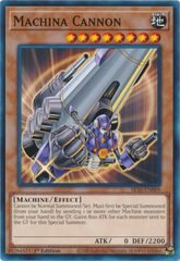 Machina Cannon - SR10-EN009 - Common - 1st Edition