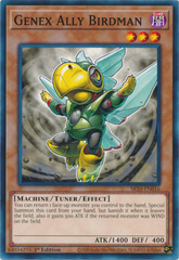 Genex Ally Birdman - SR10-EN016 - Common - 1st Edition