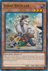 Scrap Recycler - SR10-EN017 - Common - 1st Edition
