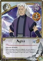 Agira  - N-852 - Rare - 1st Edition - Foil