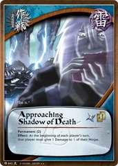 Approaching Shadow of Death - M-642 - Rare - Unlimited Edition - Foil