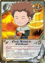 Choji Akimichi (Childhood) - N-864 - Common - Unlimited Edition - Foil