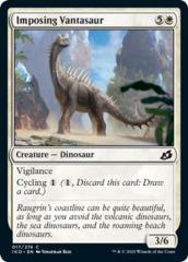Imposing Vantasaur