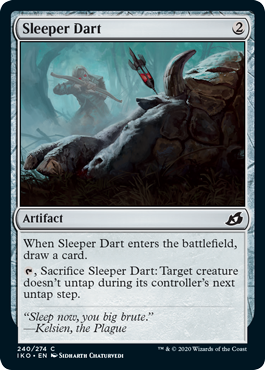 Sleeper Dart
