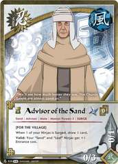Advisor of the Sand - N-939 - Common - Unlimited Edition - Foil