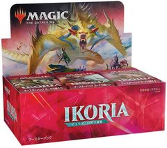 Ikoria: Lair of Behemoths Booster Box - Japanese