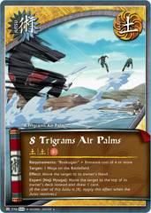 8 Trigrams Air Palm - J-776 - Uncommon - 1st Edition - Foil