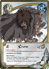 Crow - N-1086 - Common - 1st Edition - Foil
